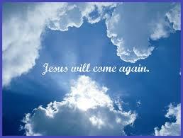 Jesus returns 2